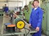 Druhá studijní a pracovní stáž žáků školy v Barum Continental s.r.o