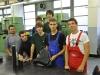 Odborná praxe maturantů školy u partnera projektu Barum Continental - 5. 9. do 16. 9. 2011