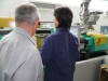 Pracovní stáž maturantů v Ústavu výrobního inženýrství na UTB ve Zlíně 2013