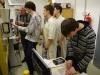 Pracovní stáž maturantů v Ústavu výrobního inženýrství na UTB ve Zlíně