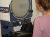 Praxe žáků školy u partnera projektu Zlín Precision s.r.o.